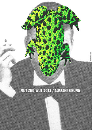 Mut zur Wut - Ausschreibung 2013